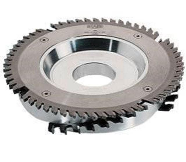 1 инструмент для группы измельчителя в комплекте, диаметр 250 мм, отверстие 40 мм со шпонкой 12 H7 линии сращивания древесины на мини-шип SKYLINE, производство Bottene (Италия)