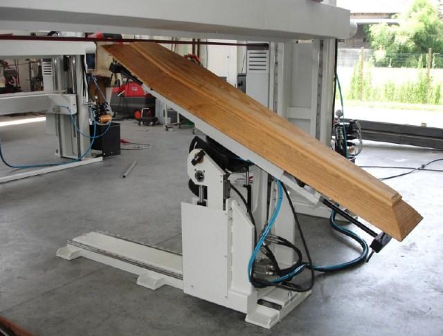 Шлифовальный станок для крышек гробов, модель LB, производитель Fiorenza Италия