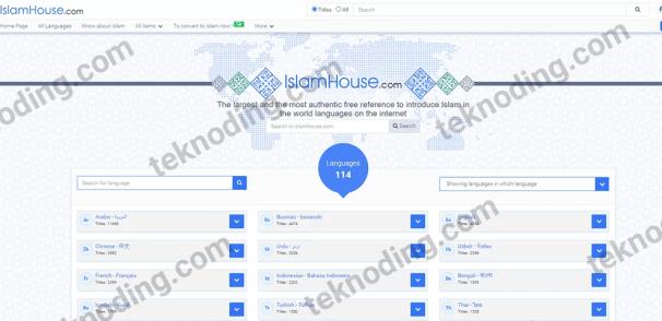 download ebook buku islam gratis terbaru islamhouse indonesia