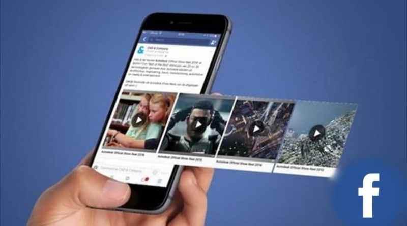 facebook otomatik video oynatma kapatma iphone android