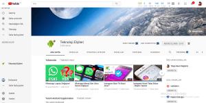 youtube profil resmi büyütme