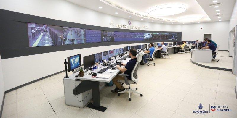 metro uzaktan kontrol merkezi
