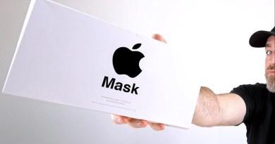Apple'ın Yaptığı Yüz Maskesine İnceleme Videosu Çekildi