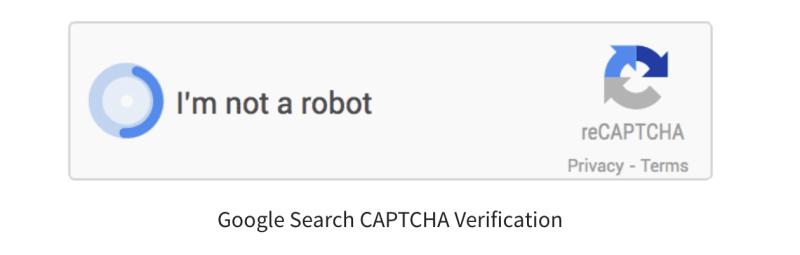 ben robot değilim sorunu