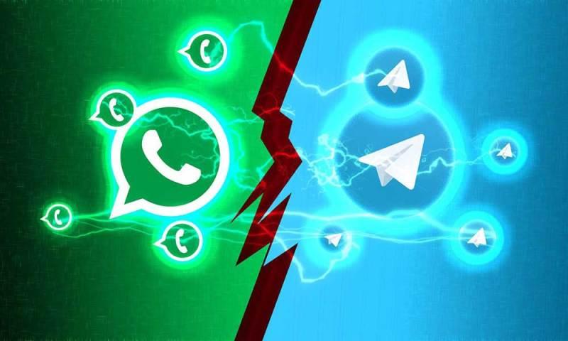 WhatsaApp ve Telegram Farkı