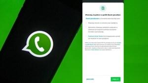 whatspp sözleşme