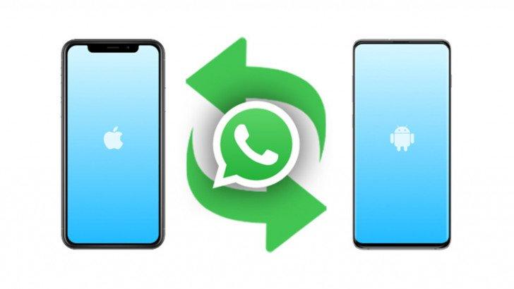 iPhone'dan Android'e Whatsapp Mesajlarını Aktarırken Ne Yapmalıyız