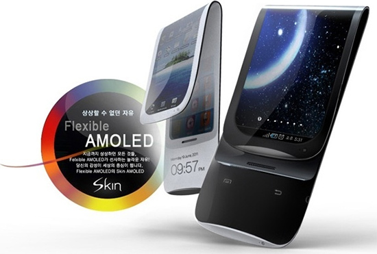 Samsung Flex Amoled
