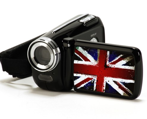 Digital Video Camera 5MP UK 1