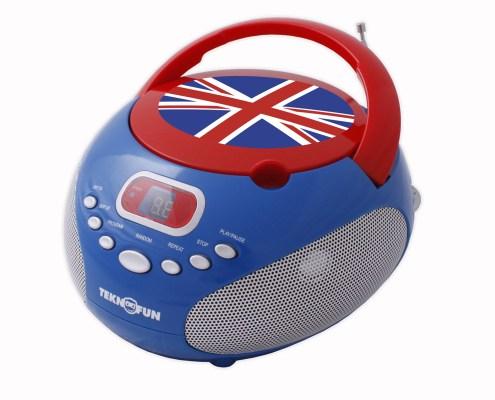 Boombox Union Jack 1