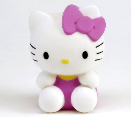 HELLO KITTY ROSE Wireless LED light 1