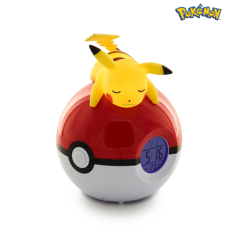 Pikachu Light-up 3D figure FM Alarm Clock 2