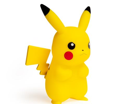 Pokémon Pikachu Light-up 3D figure 10in 4