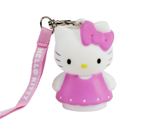 HELLO KITTY DRESS LED light 8cm with hand-strap 1