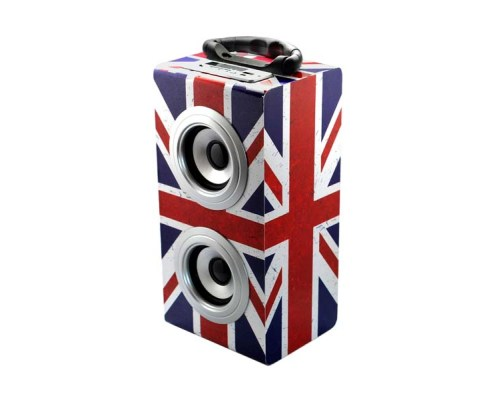 Enceinte sans fil radio FM UK Girly 6