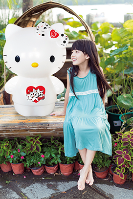 Lampe LED Hello Kitty POP 80cm 3