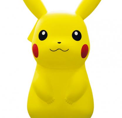 Figurine Lumineuse Pokémon Pikachu 9cm 5
