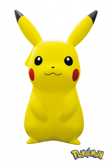 Pokémon Pikachu LED Lamp 31in 1