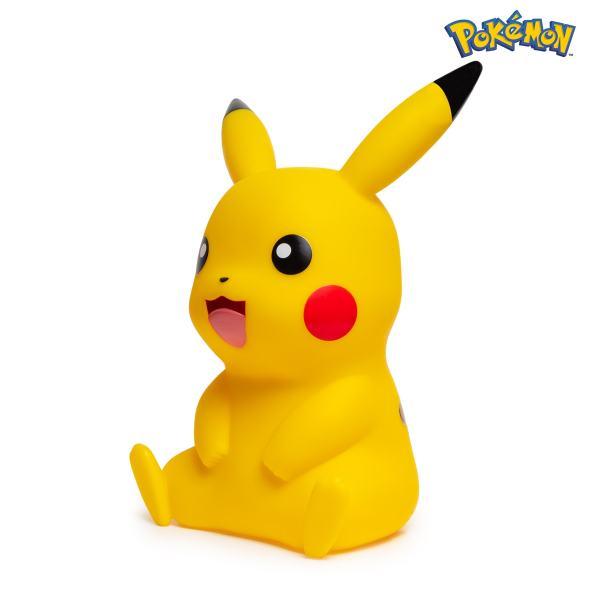 Lampe LED pokémon pikachu 40cm côté gauche