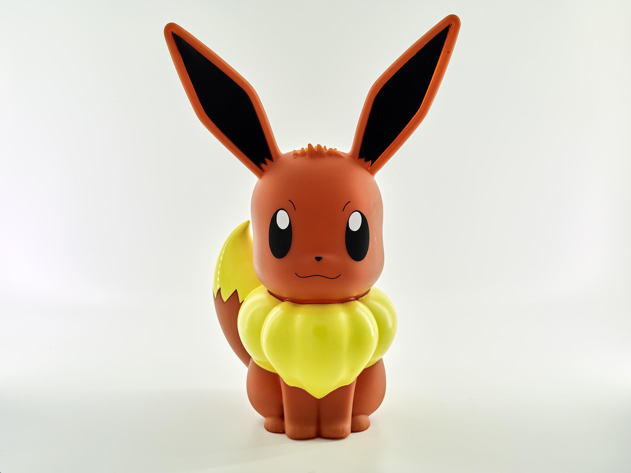 25cm Led Lampe Pokemon Eclairage Intérieur Eevee CxWBoerd