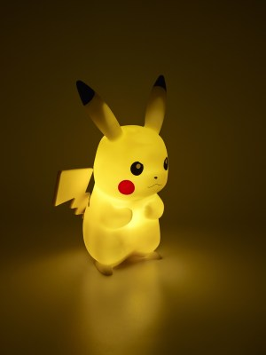 Pokémon Pikachu Light-up 3D figure 10in 6