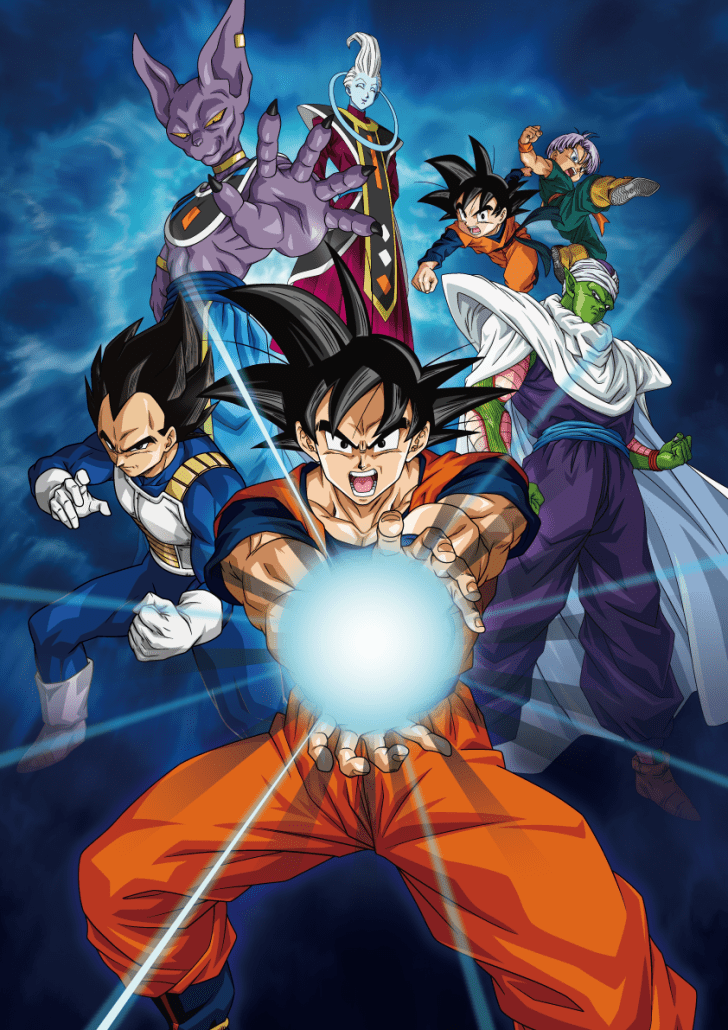 Dragon Ball Super arrives from a new universe 1