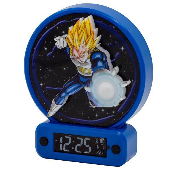 ドラゴンボールZ ベジータ アラームランプ時計 3