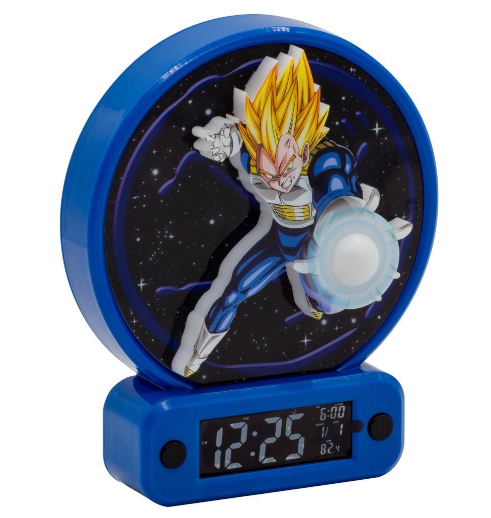 Réveil Lumineux Dragon Ball Z Vegeta 1