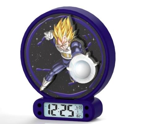 Dragon Ball Z Alarm Clock Vegeta 3