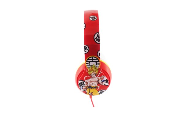 Casque audio Dragon Ball Z Goku & Vegeta Kaio 4