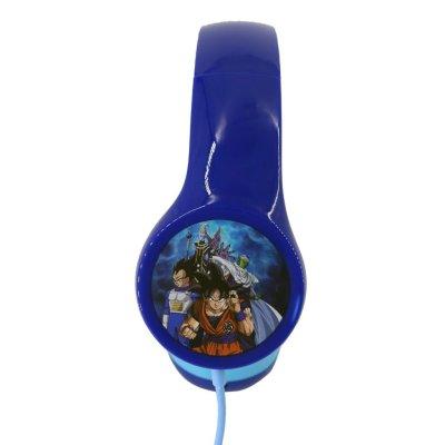 À gagner ce mois-ci chez Gulli et Canal J : notre casque audio Dragon Ball Super 1