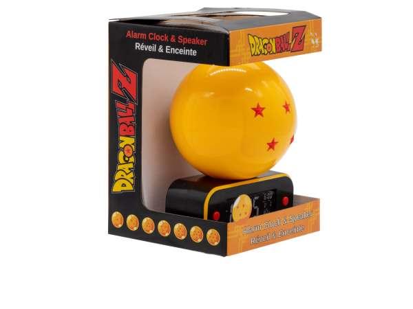 Réveil & Enceinte Dragon Ball Z boule de cristal 6