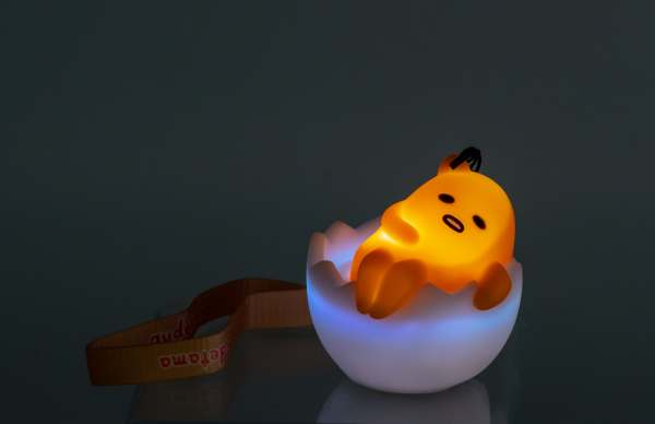 Gudetama Light Figurine Shell 3
