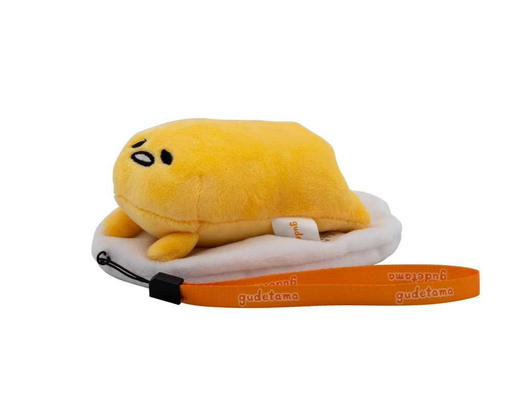 Petite Peluche Gudetama couchée 10cm 1