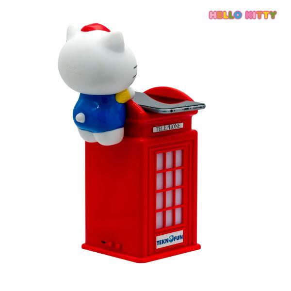 Chargeur sans fil Hello Kitty Cabine téléphonique Londonienne 4