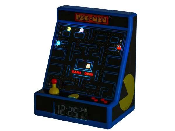 Pac-Man arcade alarm clock 6