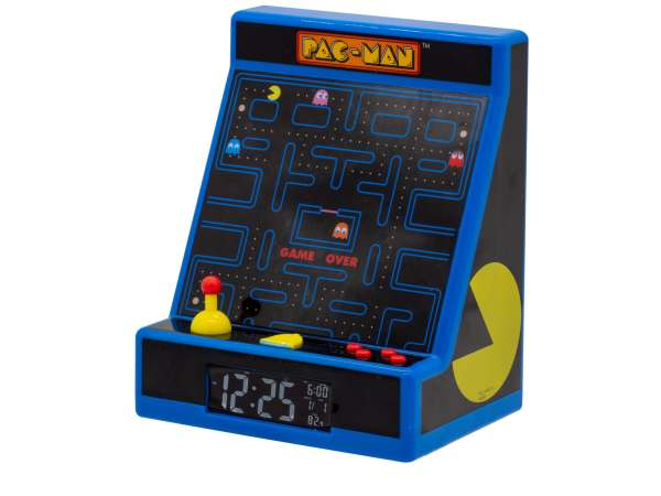 Réveil borne d'arcade Pac-Man 2