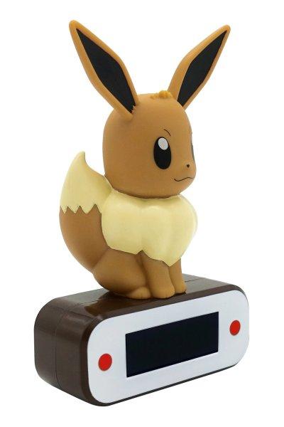 Pokémon Eevee Lamp & Alarm Clock 2