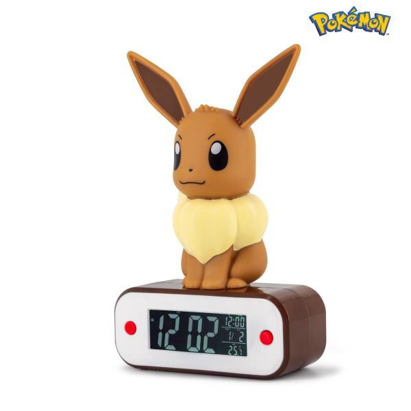 Lampe Réveil Pokémon Évoli 3