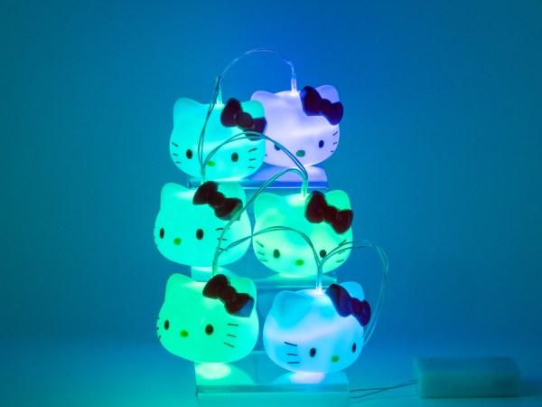Guirlande Lumineuse Hello Kitty 4