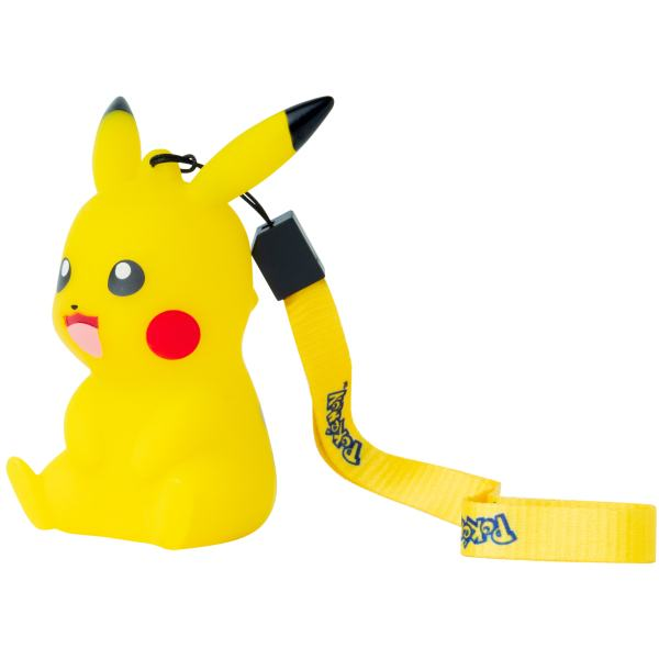 Pokémon Pikachu Light-Up Figurine 3.5in 1