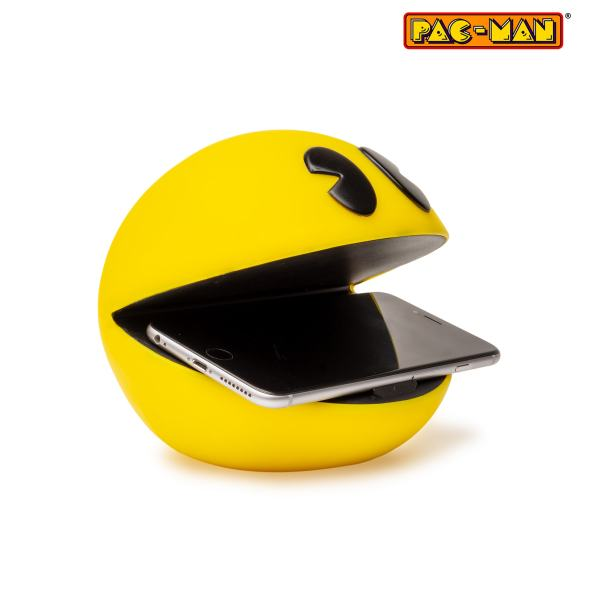Pac-Man 3D face Wireless Charger 4