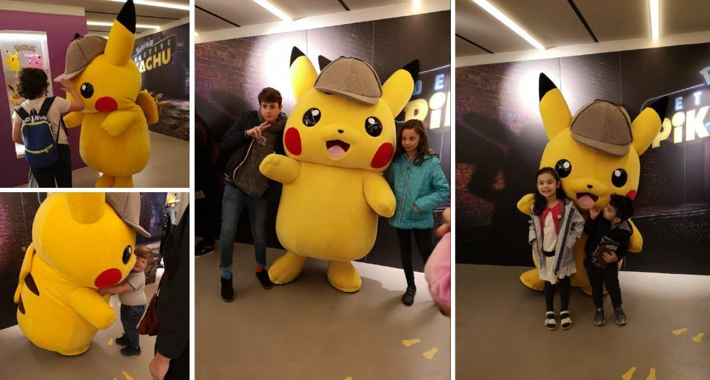 Nos produits Pokémon chez Harrods pour la sortie de Détective Pikachu 12