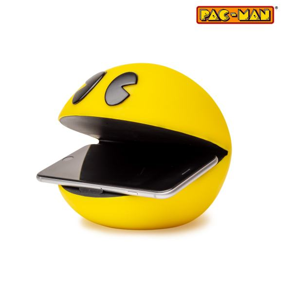 Cargador inalámbrico de smartphone Pac-Man 5