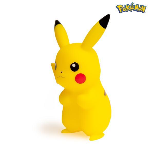 Figura Luminosa Pokémon Pikachu 25cm 4