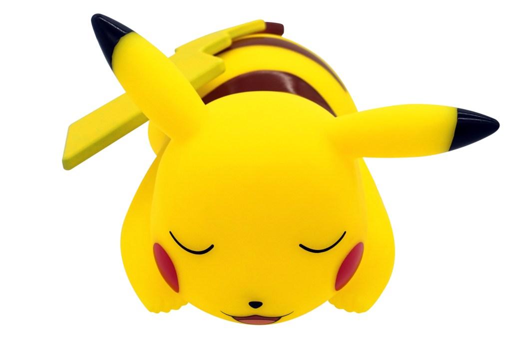 おやすみピカチュウ ライトアップ3Dフィギュア25 cm 2
