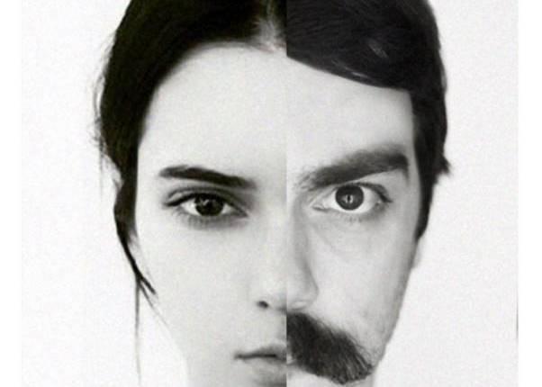 Photoshop ile Kendall Jenner'ın Instagram Fotoğraflarını Trolleyen Adam