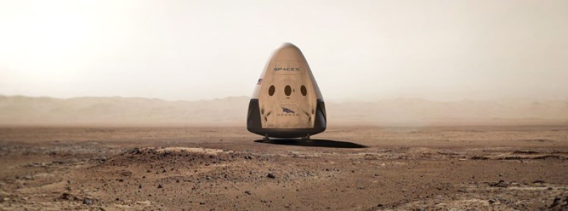 spacex--mars