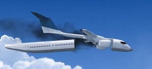 Yeni Uçak Tasarımı Sayesinde Kazalar Önlenecek!
