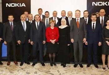 Nokia ve Türk Telekom'dan 4.5G Anlaşması